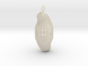 Diatom style #1 in White Acrylic