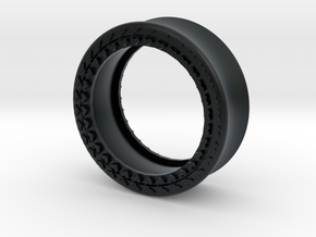 VORTEX8-28mm in Black Hi-Def Acrylate