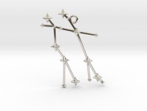 The Constellation Collection - Gemini in Platinum