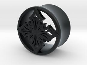 VORTEX5 - 16mm in Black Hi-Def Acrylate