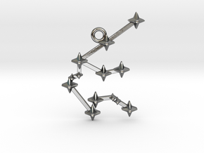 The Constellation Collection - Aquarius in Polished Silver
