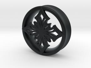 VORTEX5 - 35mm in Black Hi-Def Acrylate