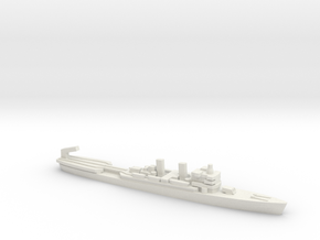 HSwMS Gotland (1933), 1/2400 in White Natural Versatile Plastic