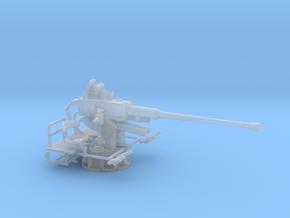 1/72 USN Single 40mm Bofors in Smooth Fine Detail Plastic