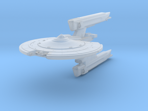 "Midfrie Class I  Destroyer   5.3"" in Frosted Ultra Detail"