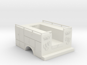 1/64 Scale EMT Rescue - 7 in White Natural Versatile Plastic
