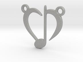 Love Music in Aluminum
