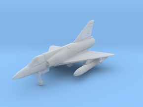 020K Mirage IIIO 1/200 in Smooth Fine Detail Plastic