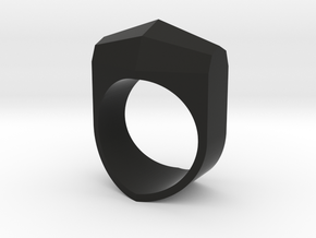 Octo Ring Size Medium in Black Strong & Flexible