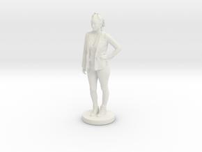 Printle C Femme 128 - 1/24 in White Natural Versatile Plastic