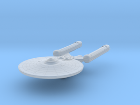 Amazon Class Refit  HvyCruiser in Frosted Ultra Detail