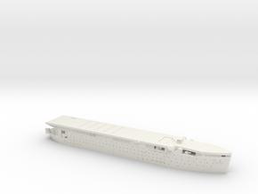 HMS Argus 1/2400 in White Strong & Flexible