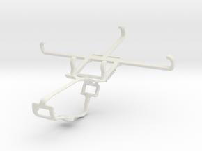 Controller mount for Xbox One & BLU Dash X2 in White Natural Versatile Plastic