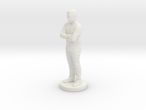 Printle C Homme 255 - 1/24 in White Strong & Flexible
