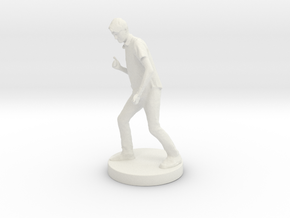 Printle C Homme 012 - 1/24 in White Natural Versatile Plastic