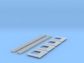 KLAPPE UND LUEFTERSCHLITZE Sparpaket in Smooth Fine Detail Plastic