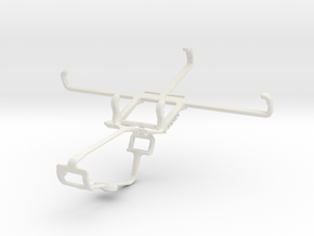 Controller mount for Xbox One & Vertu Signature To in White Natural Versatile Plastic