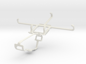 Controller mount for Xbox One & ZTE Nubia Z9 in White Natural Versatile Plastic