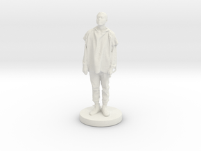 Printle C Homme 066 - 1/24 in White Strong & Flexible