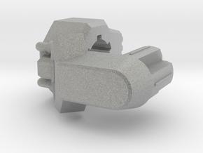 TR Galvatron Cannon Adaptor in Metallic Plastic