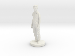 Printle C Homme 093 - 1/24 in White Natural Versatile Plastic