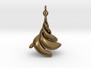 Limbe in Natural Bronze (Interlocking Parts)