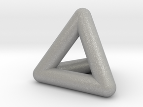 0278 Tetrahedron V&E (full color) in Aluminum