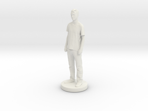 Printle C Homme 112 - 1/24 in White Natural Versatile Plastic