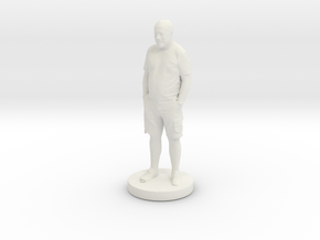 Printle C Homme 120 - 1/24 in White Natural Versatile Plastic