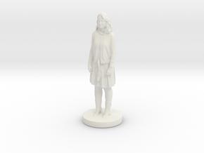 Printle C Femme 239 - 1/24 in White Natural Versatile Plastic