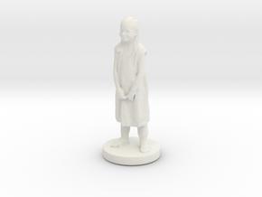 Printle C Kid 009 - 1/24 in White Natural Versatile Plastic