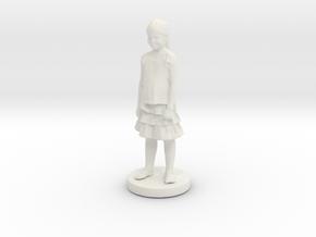Printle C Kid 010 - 1/24 in White Natural Versatile Plastic