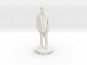 Printle C Kid 020 - 1/24 in White Strong & Flexible