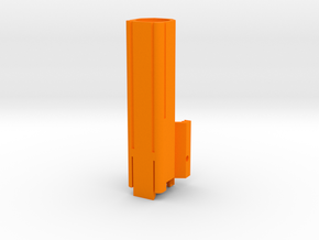 Helio M726-A (Long) in Orange Strong & Flexible Polished