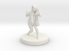 Printle C Femme 009 - 1/24 in White Strong & Flexible