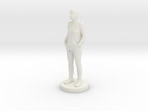 Printle Classic Femme 193 - 1/24 in White Natural Versatile Plastic