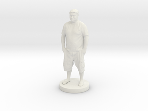 Printle C Homme 204 - 1/24 in White Strong & Flexible