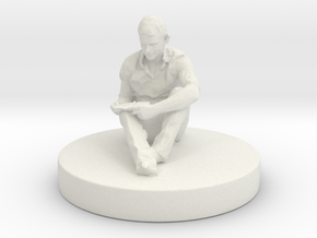 Printle C Homme 203 - 1/24 in White Strong & Flexible