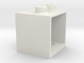 ST8-Bleihalter in White Natural Versatile Plastic