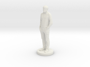 Printle C Homme 225 - 1/24 in White Natural Versatile Plastic