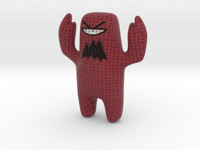 Trivia Murder Party Red Avatar in Full Color Sandstone
