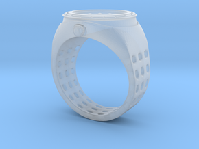 Watch Rings in Smooth Fine Detail Plastic: 7 / 54