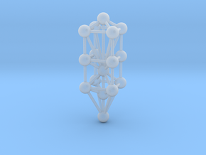 3D Tree Of Life in Smooth Fine Detail Plastic