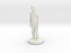 Printle C Kid 024 - 1/24 in White Natural Versatile Plastic