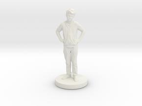 Printle C Kid 035 - 1/24 in White Natural Versatile Plastic