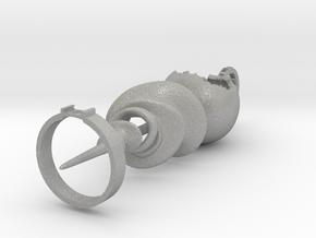 Serah Ferron Necklace in Aluminum