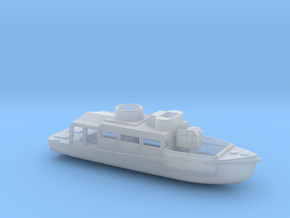 1/285 Scale Patrol Boat in Smooth Fine Detail Plastic