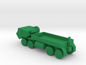 1/200 Scale HEMITT M-985 Cargo Truck in Green Strong & Flexible Polished