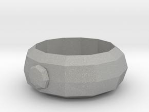 Mega Ring in Aluminum