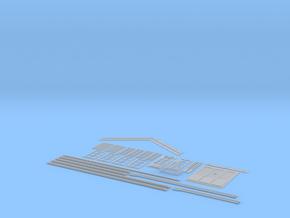OviM12 - Modular city house N°2 in Smooth Fine Detail Plastic